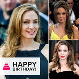 See Birthday Girl Angelina Jolie's Beauty Evolution
