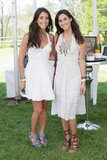 Dannijo sister duo Jodie and Danielle Snyder at the sixth annual Veuve Clicquot Polo Classic in Jersey City, NJ.  Source: David X Prutting/BFAnyc.com