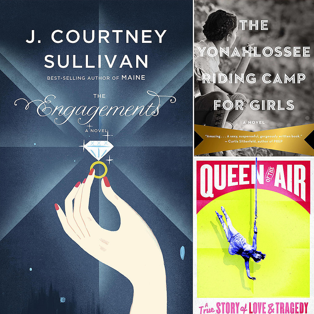 As the temperature rises, POPSUGAR Love & Sex's Summer reading list is following suit. From steamy memoirs to a circus love story, see what women should be reading this month.