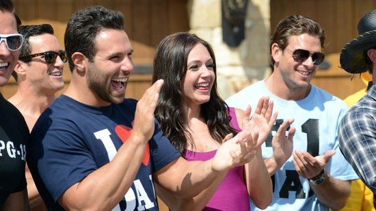 Video: The Bachelorette Recap — Raps, Embarrassing Dances, and Awkward Hot-Tub Talk!