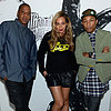 Beyonce at the 10th Annual Billionaire Boys Club Party
