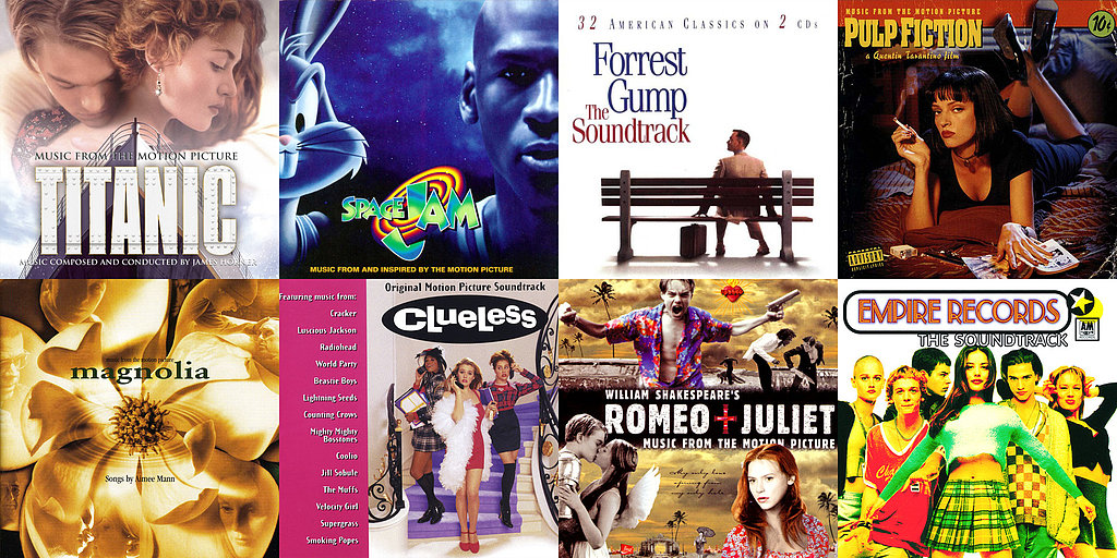The Essential '90s Movie Soundtracks