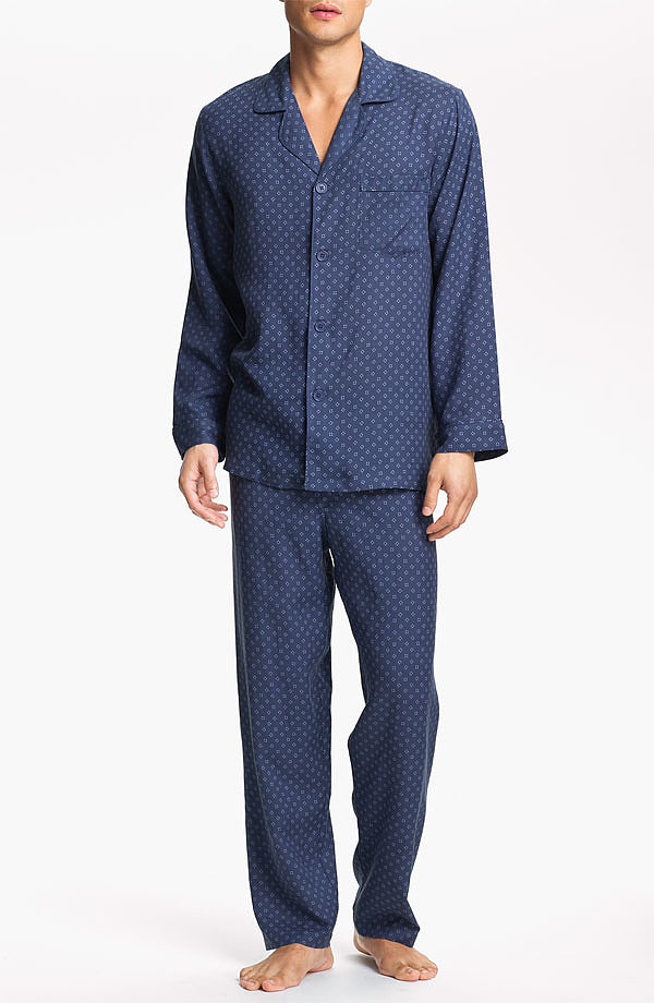 Help the man in your life sleep stylishly. Proper Majestic International pajamas ($200) will keep your kids from being embarrassed at their next sleepover chez vous.