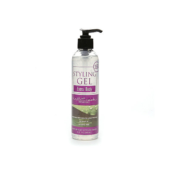 If a light gel is more your cup of tea, try Mill Creek Botanicals Styling Gel ($8). It boasts extra hold with no buildup.