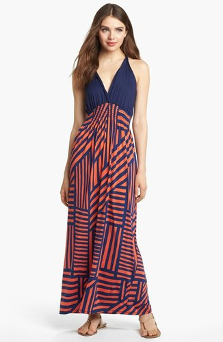 FELICITY & COCO Printed Maxi Dress (Nordstrom Exclusive)