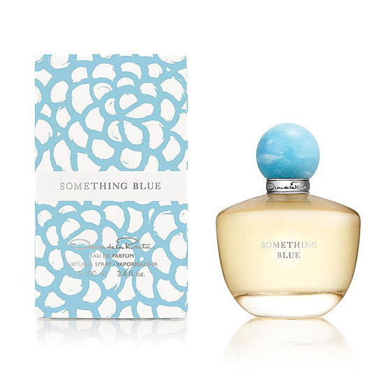 This may be cheating, but spritzing on Oscar de la Renta's Something Blue ($115) will shroud you in a bouquet of stephanotis, lily of the valley, lime blossom, and a hint of lychee.