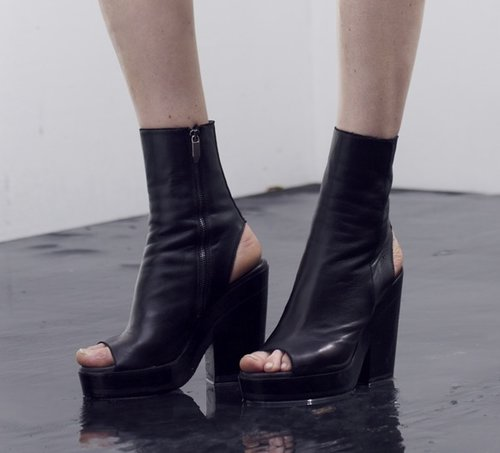 Theyskens' Theory Resort 2014  Photo courtesy of Theyskens' Theory