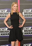 Nicole Kidman at the CMT Awards.