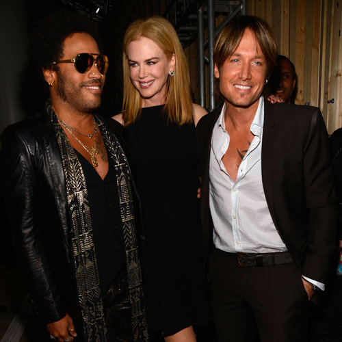 Nicole Kidman and Keith Urban at the 2013 CMT Awards