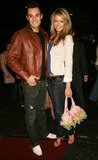 Jake and Jen had a date night out at Cirque du Soleil's Varekai Sydney premiere in Aug. 2006.