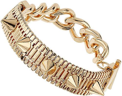 Stud Chain Bracelet
