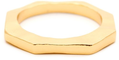 Honeycomb Cut Out Ring