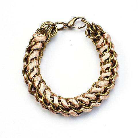 Mamazoo Chain Bracelet Pearl