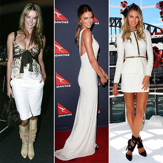 Here Comes the Bride! Saluting Jennifer Hawkins' Single Girl Style