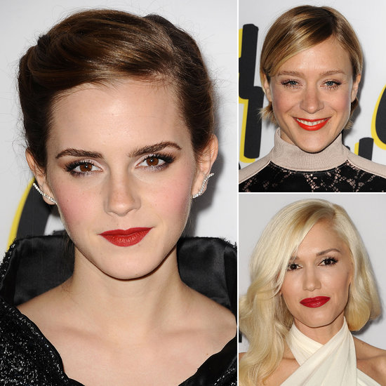 Braids and Bright Lipstick Abound at The Bling Ring LA Premiere