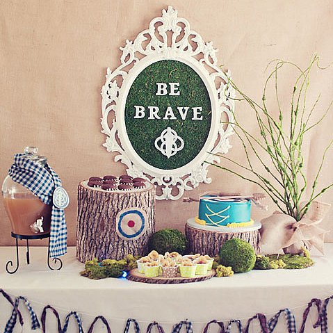Brave Birthday Party Ideas