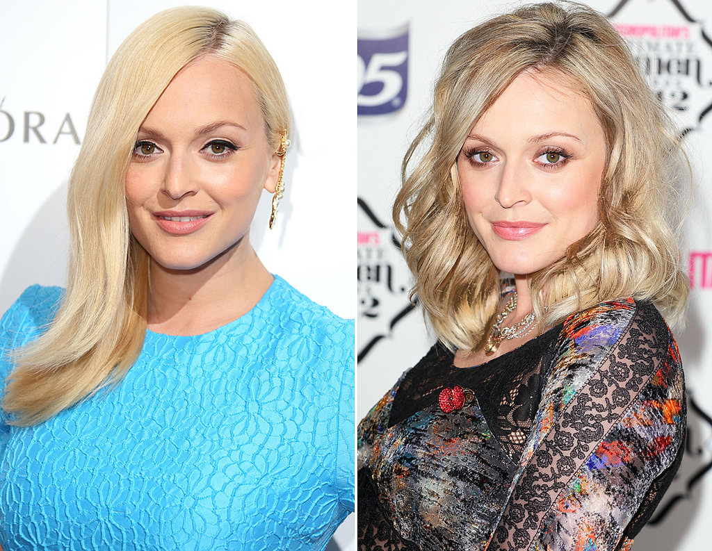 Which Blonde Colour Do You Prefer on Fearne?