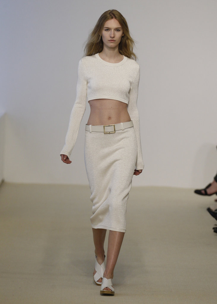 Calvin Klein Collection Resort 2014 Photo courtesy of Calvin Klein Collection