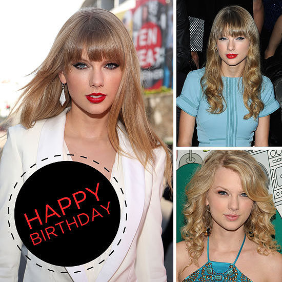 Happy 23rd Birthday Taylor Swift!
