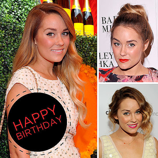 Happy 27th Birthday Lauren Conrad!