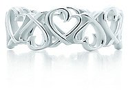 Paloma Picasso® Loving Heart band ring
