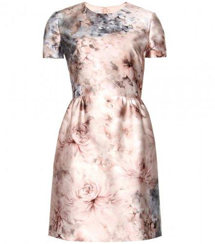 Valentino SECRET GARDEN FLORAL-PRINT DRESS