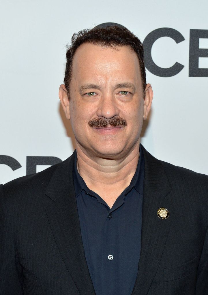 Think his Apollo 13 days count as training? It's been rumoured that Tom Hanks is among the celebrities who have booked a seat with Virgin Galactic.