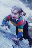 Three-year-old Kate climbed a hill at the Lake District in Northwest England.   © The Middleton Family, 2011. All rights reserved.