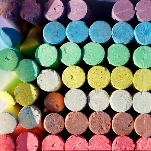 Play With Sidewalk Chalk