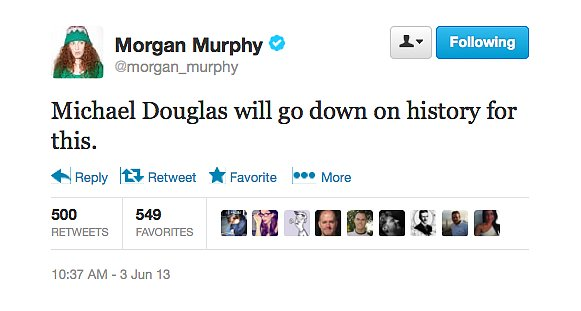 Too good, @morgan_murphy.