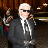 """Sweatpants are a sign of defeat. You lost control of your life, so you bought some sweatpants.""  — Karl Lagerfeld on casual dressing. Source: Billy Farrell/BFAnyc.com"