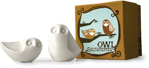Jonathan Adler Owl Salt & Pepper Shakers