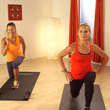 10 Minute Workout With Hayden Panettiere's Trainer