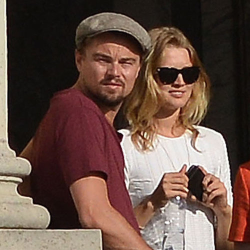 Leonardo DiCaprio With Toni Garrn | Photos