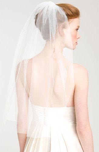 Nina 'Bernadet' Single Tier Veil