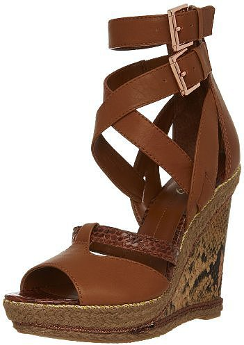 Boutique 9 Women's Gyda Wedge Sandal