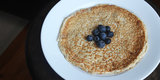 Fuel Up: Single-Serve Protein Pancake