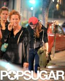 Kristen Stewart Celebrates Her Casting News at Sushi