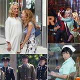 Cameron Diaz, Matt Damon, Maya Rudolph, and More Stars on Set