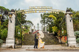 The Location Photo by Andreas Holm via Green Wedding Shoes