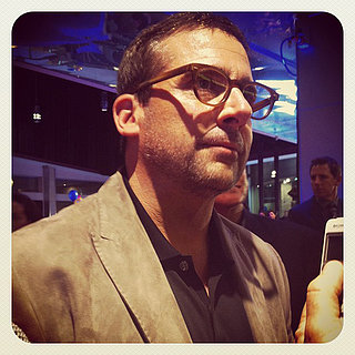 POPSUGAR Celebrity, Fashion, Beauty Instagram: Steve Carrell