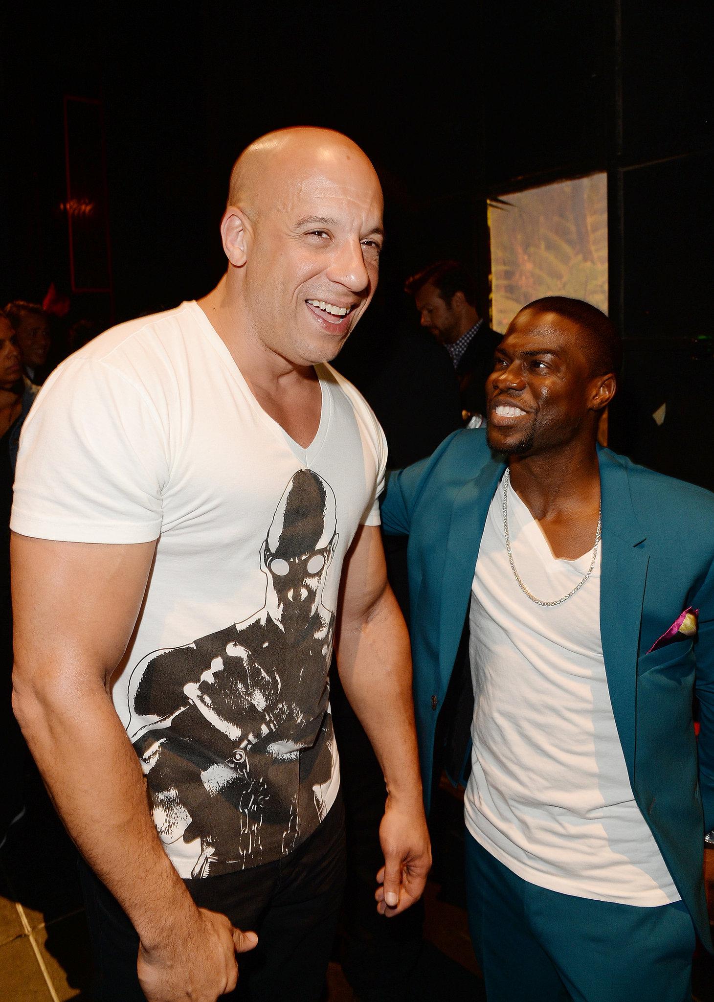 Vin Diesel Boyfriend V...
