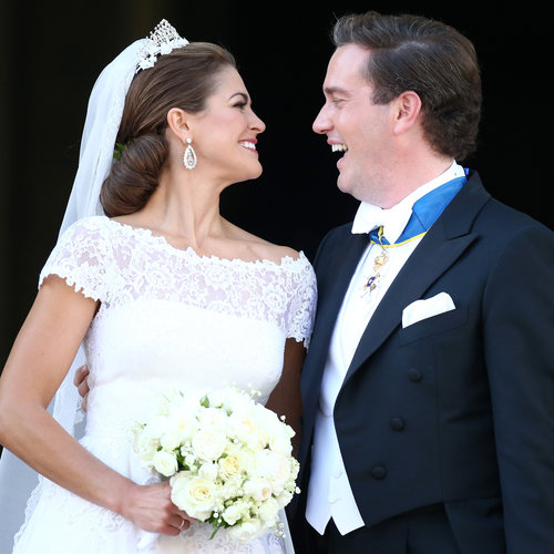 Princess Madeleine of Sweden Wedding Pictures