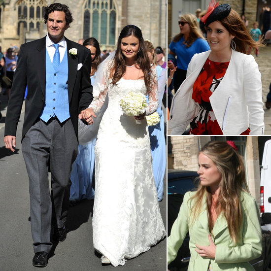 Kate Middleton's Ex Marries in Front of Royal Guests