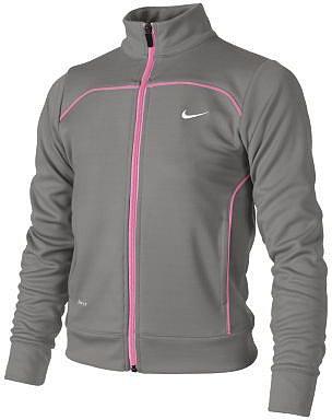 Nike Dri-FIT Waffle Knit Girls' Jacket