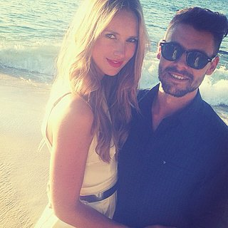 Model Nikki Phillips Is Engaged To Musician Dane Rumble