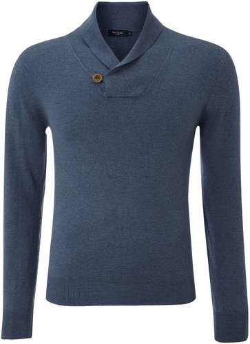 Men's Paul Smith Jeans Shawl neck jumper