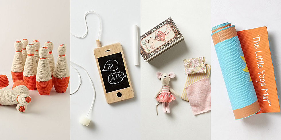 13 Unique, Kid-Friendly Gifts From Anthropologie