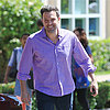 Ben Affleck's Car Breaks Down | Pictures