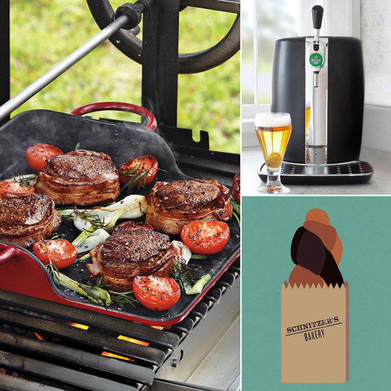 Food Gifts For Dad, From Bacon Jam to Brewing Kits